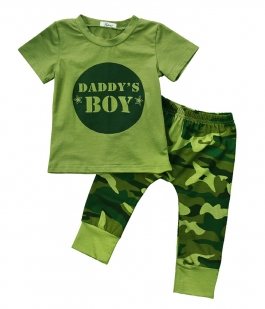 Costum army Daddys Boy