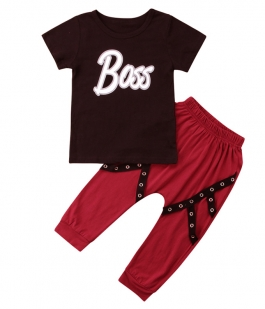 Costum bordo Boss