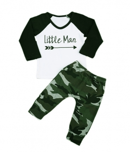 Costum copii Little Man