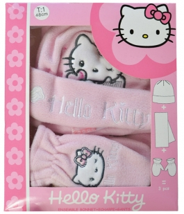 Set Hello Kitty in cutie cadou