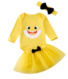 Costum Little Buck cu bentita
