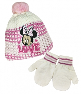 Set Minnie Mouse tricotat